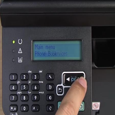 123 HP Fax Setup